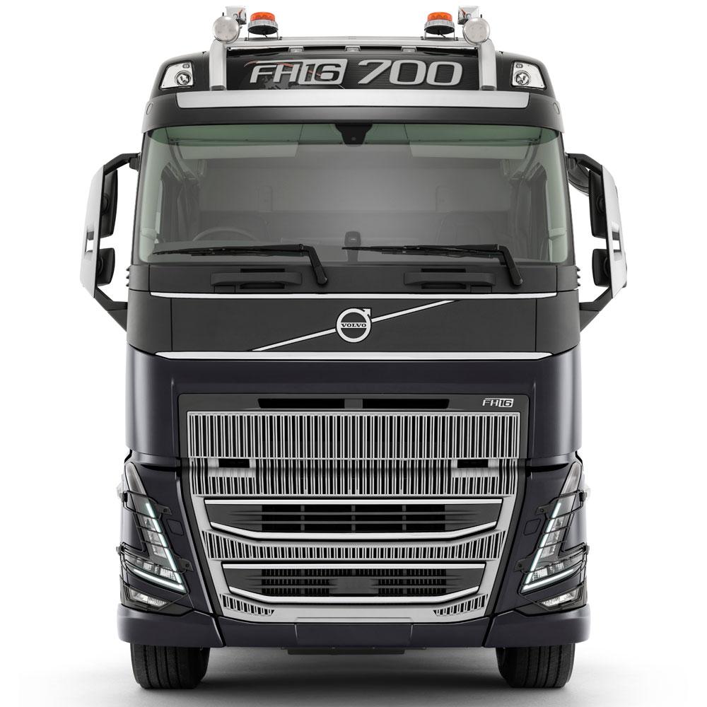New Volvo FH16